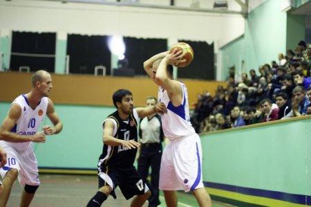 В Актау прошли первые в этом сезоне домашние матчи баскетбольного клуба «Каспий»
