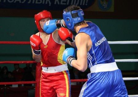 В Актау 8 ноября состоятся полуфинальные боксерские поединки между двумя областями