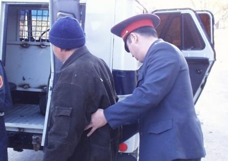 В поселке Приозерный убит мужчина, который не захотел одолжить незнакомцу сигарету