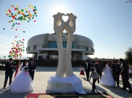 Сегодня, 11 ноября, в Мангистауской области зарегистрируют свой брак 60 пар
