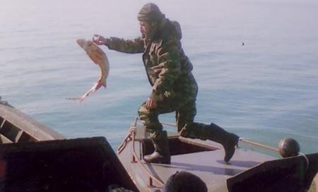 У острова Долгий в Мангистауской области вновь задержаны браконьеры
