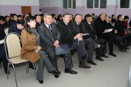 В Актау проходят отчетные встречи депутатов городского и областного маслихатов