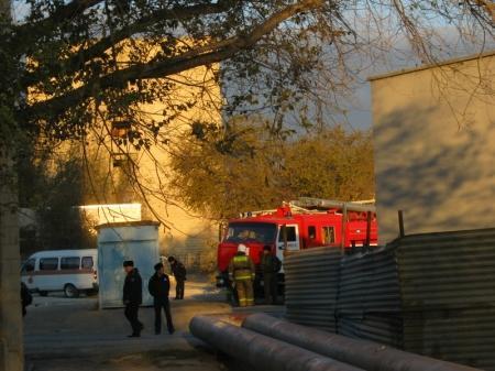 В Актау полиция и войска оцепили 22 микрорайон (ДОПОЛНЕНО)