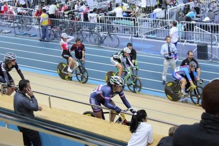 В Астане прошел Кубок мира по велоспорту на треке (ФОТО и ВИДЕО)