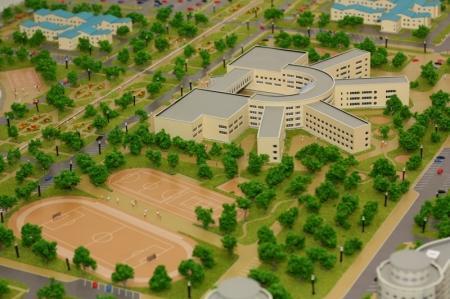 Первый микрорайон Актау-сити обещают достроить в декабре 2012 года