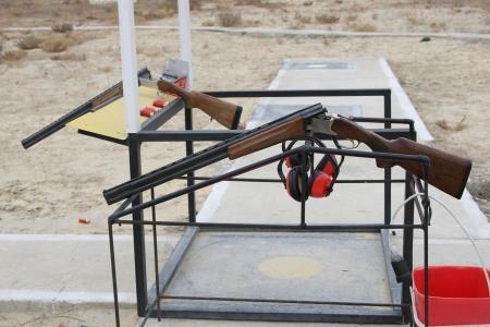 В Актау прошел турнир по стендовой стрельбе среди предприятий