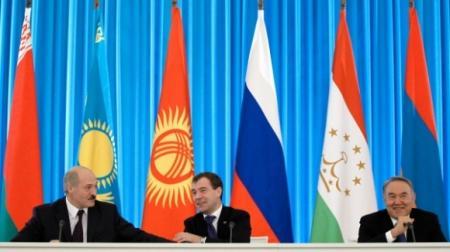 В Кремле должна быть подписана декларация о Евразийском союзе