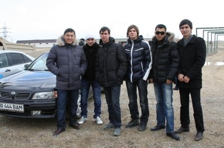 Дорожные полицейские провели конкурс среди курсантов автошкол Актау