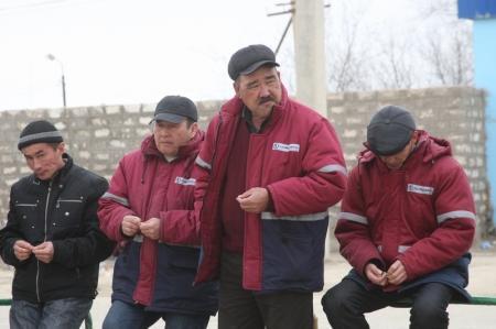 Бастующим нефтяникам города Жанаозен 23 ноября будет предоставлена последняя возможность трудоустроиться