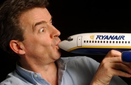 Это интересно... Ryanair