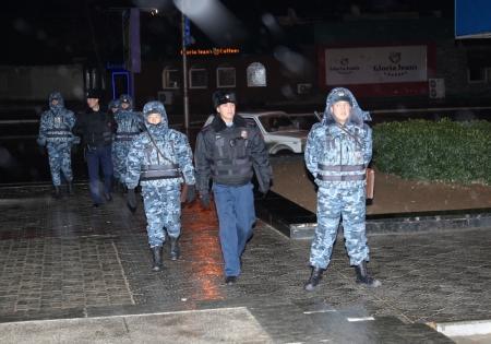 """Бомба в гостинице """"Актау"""" оказалась телефонным """"розыгрышем"""""""