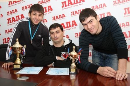 Актауские спортсмены приняли участие в турнире по Муай тай на Кубок министра обороны Казахстана