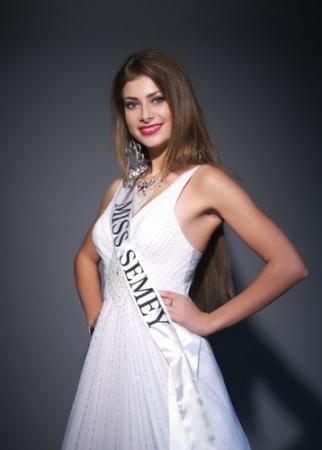 Павлова Валерия - Мисс Семей