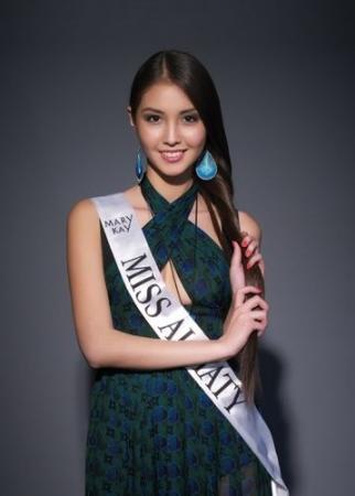 Бекенова Айгерим - Мисс Алматы
