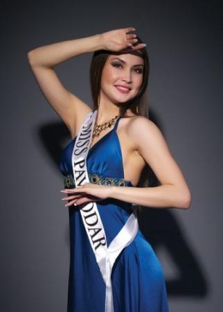 Иманалиева Куралай - Мисс Павлодар