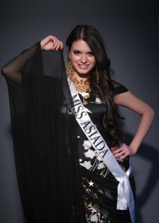 Базарбаева Кумис - Мисс Азиада