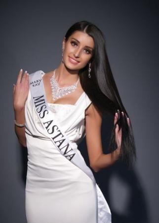 Горбулько Мария - Мисс Астана