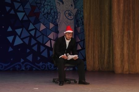 Дед Мороз из Актобе