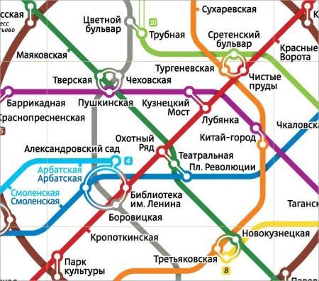 В Москве построят станцию метро «Алматинская»