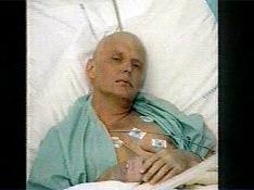 Литвиненко  похитил полоний который его убил в Казахстане, и вывез его через Актау