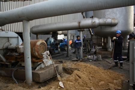 Актауский литейный завод увеличил выпуск готовой продукции до 300 тонн в сутки