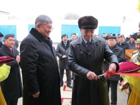 В Актау открылся новый медицинский центр для сотрудников силовых структур