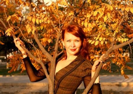 Общественное жюри определило победителей в фотоконкурсе «Мисс Золотая осень»