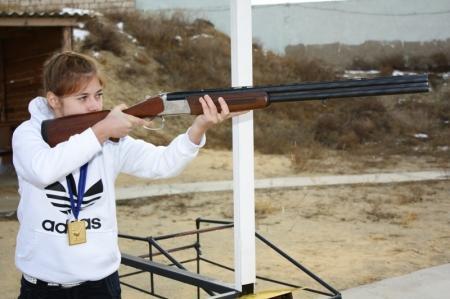Спортсмены из Актау привезли домой «золото», два «серебра» и две «бронзы» с международных соревнований по стендовой стрельбе