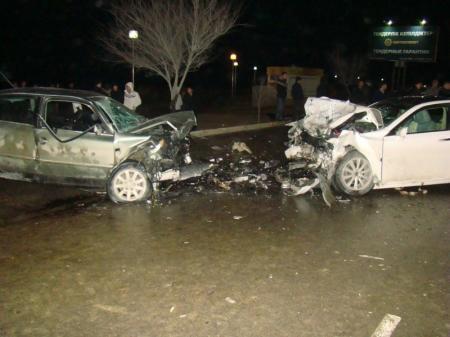 Дорожная авария на автотрассе Баскудук-Мангистау закончилась трагически