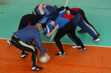 В Актау открылась секция регби
