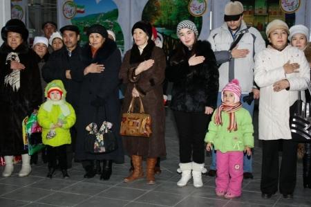 В Актау открылась ярмарка иранских товаров