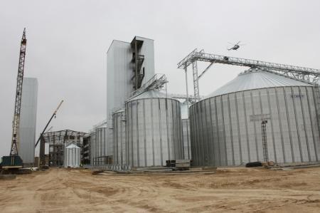 На Бейнеуском зерновом терминале запущен в эксплуатацию новый фасовочный цех