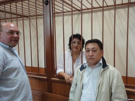 Бывший юрист «Каражанбасмунай» Наталья Соколова ремонтирует тюрьму