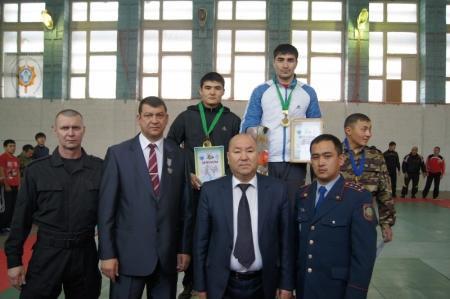 Открытый чемпионат Мангистауской области по рукопашному бою среди силовых структур прошел в Актау