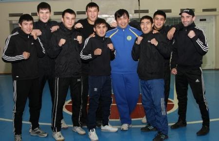 Сегодня в Астане состоится финал Кубка Казахстанской Федерации бокса, где встретятся команды Мангистау и Караганды