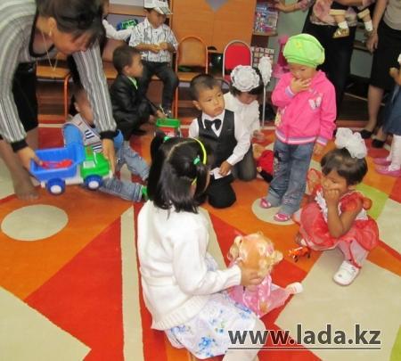 В селе Баскудык открылся первый государственный детский сад на 280 мест