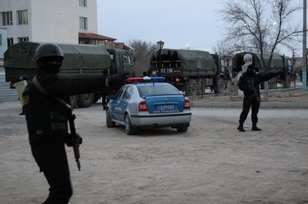 Ситуация в городе Жанаозен постепенно нормализуется-Генпрокуратура