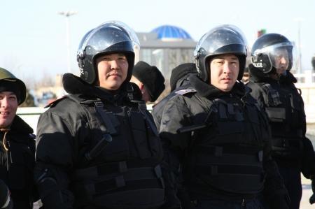 Угрожает ли Казахстану quotцветная революцияquot  Статьи