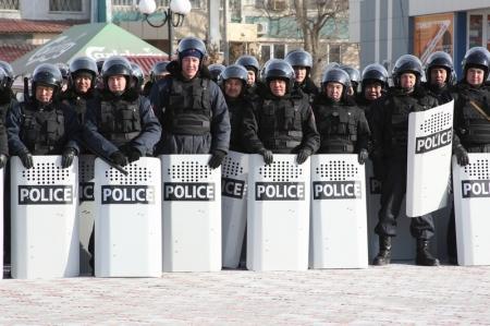 Члены общественного совета по контролю за деятельностью полиции выразили свое отношение к событиям в Жанаозене