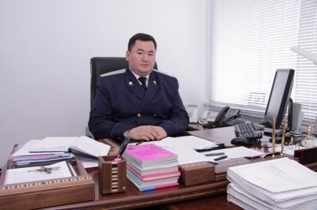 Прокурор Актау Талгат Алибаев напоминает  об ответственности за несанкционированный митинг
