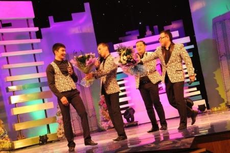 Команда КВН «Мартини с бешбармаком» стала чемпионом Открытой лиги КВН Казахстана