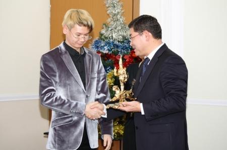 В Актау выбрали лучших людей 2011 года