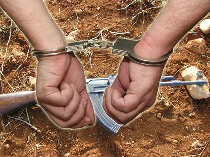 Военнослужащие воинской части 25744, совершившие вооруженный побег, задержаны полицией в шашлычной