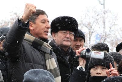 Организаторы митинга оппозиции в Алма-Ате получили 15 суток ареста