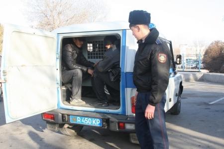 За прошлый год в Актау совершено более 1600 преступлений