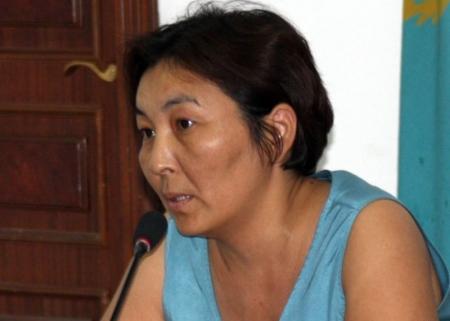 В Актау задержана активистка забастовки в Жанаозене Айжангуль Амирова
