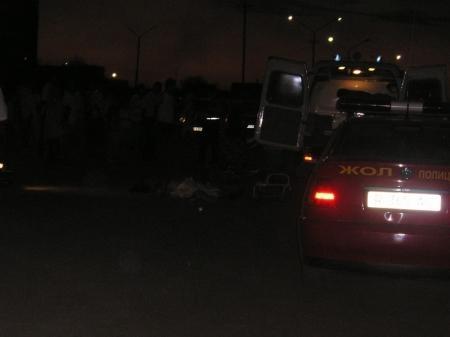 Сбитый на автотрассе в Мунайлинском районе Мангистауской области пешеход находится в тяжелом состоянии