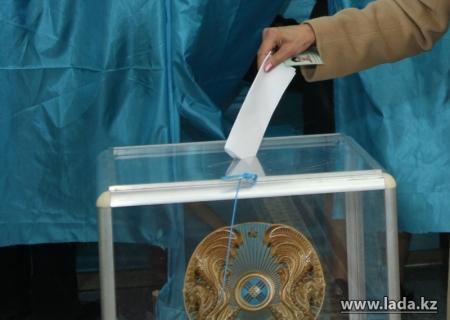 Предварительные итоги выборов депутатов Мажилиса Парламента Республики Казахстан