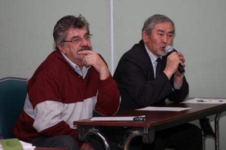 Алик Айдарбаев: Во время беспорядков в Жанаозене получили ранения 9 бывших нефтяников «Озенмунайгаз»