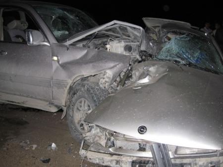 За субботу 14 января в Мангистауской области произошло 5 ДТП, а в день выборов не зафиксировано ни одной дорожной аварии